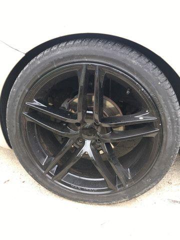 Vendo ou troco roda 18 Mark italy