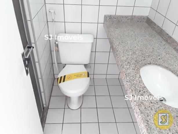 Apartamento para alugar com 1 dormitórios em Papicu, Fortaleza cod:49638 - Foto 11