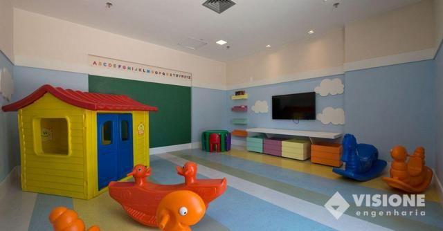 Apartamento para Venda em Nova Iguaçu, Centro, 4 dormitórios, 3 suítes, 4 banheiros, 2 vag - Foto 6