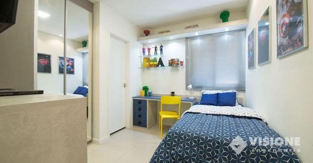 Apartamento para Venda em Nova Iguaçu, Centro, 4 dormitórios, 3 suítes, 4 banheiros, 2 vag - Foto 14