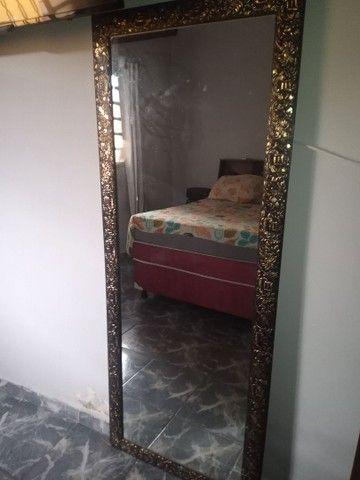 Vendo espelho grande ótimo pra salão