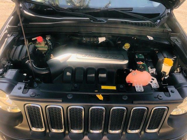 Jeep Renegade Longitude 1.8 Flex Automático - Foto 19