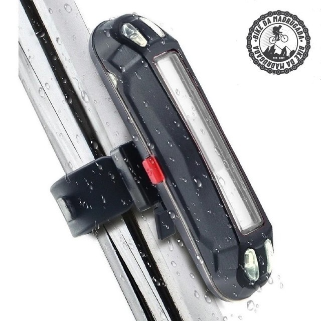 Promoção Lanterna traseira super forte premium para bicicleta bike ciclismo - Foto 4