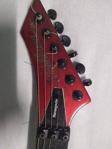 Guitarra Washburn - Wm24vmr Ponte Floyd Rose R$ 2.999,00 - Foto 5