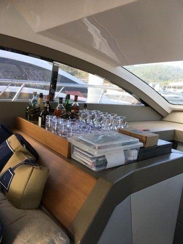 Phantom 510 Fly Ano 2018 x2 Volvo IPS 600 não Azimut Intermarine Triton Sessa - Foto 12