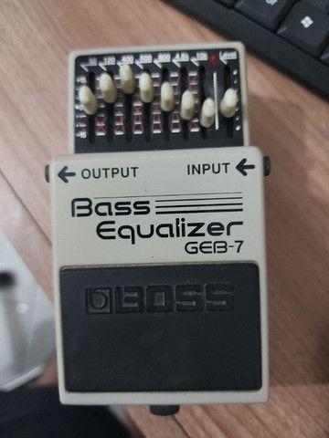Boss Bass Equalizer