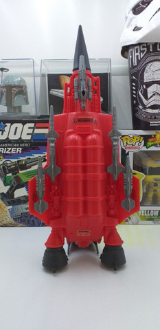 Veículo Stellar Stilleto - F.E.R.A G.I.Joe/Comandos em Ação/Cobra - Hasbro (Epic Toys) - Foto 4