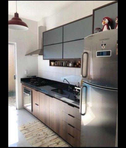 Casa em Condomínio Fechado com 3 dormitórios à venda, 280 m² por R$ 420.000 - Jardim Novo  - Foto 7