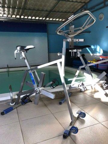 Hidrobike- bicicleta para hidroginástica