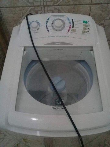 Máquina de Lavar roupa Electrolux 10Kg - Foto 3