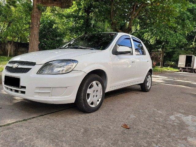 Chevrolet Celta 1.0 LT 2012/2012 ? I.M.P.E.C.Á.V.E.L. - Foto 4