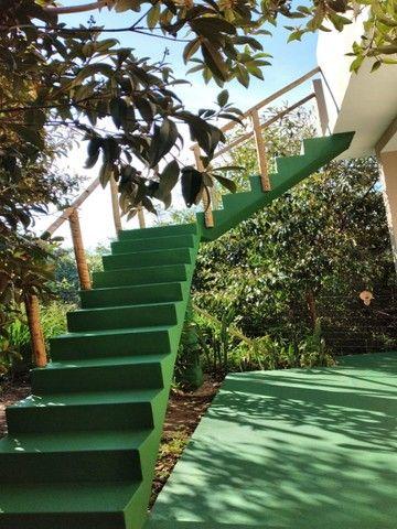 Vendo Casa no Capão, Chapada Diamantina, distrito de Palmeiras, com 170m², 2 quartos. - Foto 4