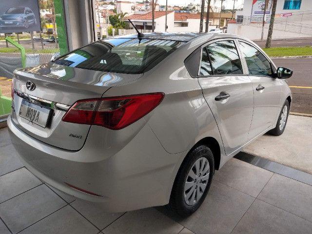 Hyundai HB20S Sedan Comfort Plus 1.0 Flex 2014 - Apenas 87.633 Km / Ipva Pago - Foto 6