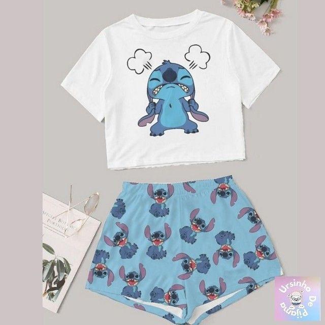 Pijamas Femininos adulto