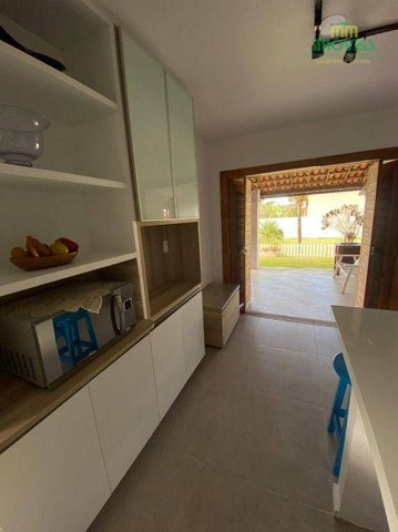 Casa com 3 dormitórios à venda, 170 m² por R$ 550.000,00 - Porto das Dunas - Aquiraz/CE - Foto 10