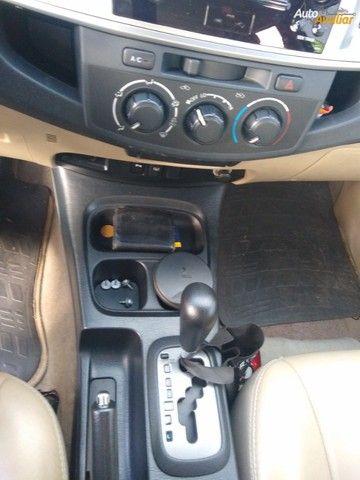 Toyota Hilux Sw4 Flex automática 5 lugares!!!! Extra de verdade !!! Sheila - Foto 11