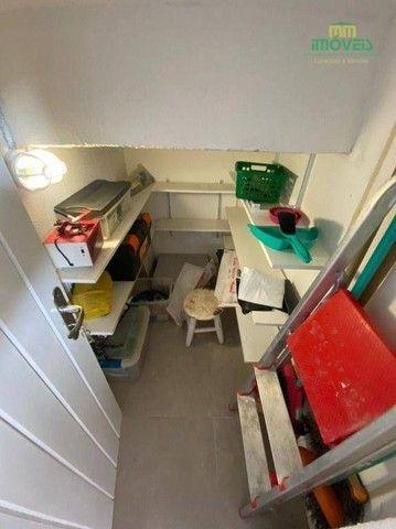 Casa com 3 dormitórios à venda, 170 m² por R$ 550.000,00 - Porto das Dunas - Aquiraz/CE - Foto 18