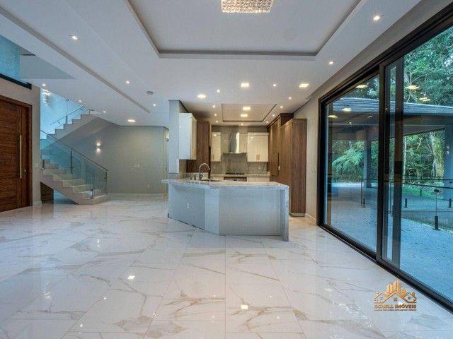 SCHELL IMÓVEIS vende, casa com 3 dormitórios (sendo 2 suítes), 348m² por R$ 3.300.000 - Ma - Foto 15