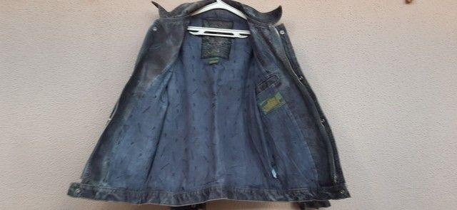 Jaqueta masculina de lona  - Foto 2