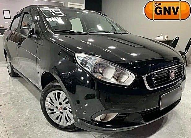 Fiat Grand siena 1.0 GNV 2019 / Parcelas de  658,34 - Foto 6