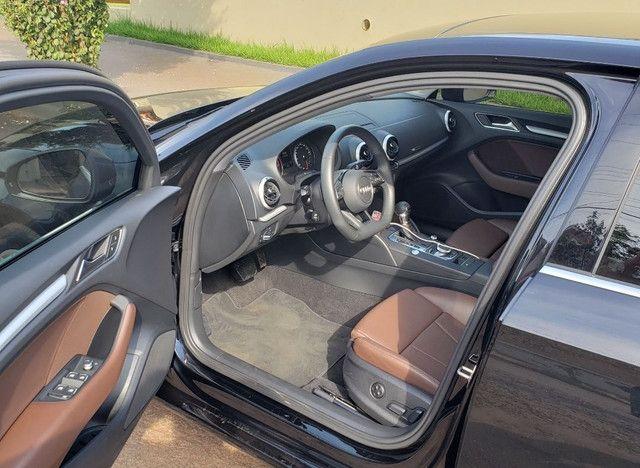 Audi A3 Prestige Plus 1.4, Turbo, ano 2020 TFSI Flex Tip c/ Teto Solar - Foto 7