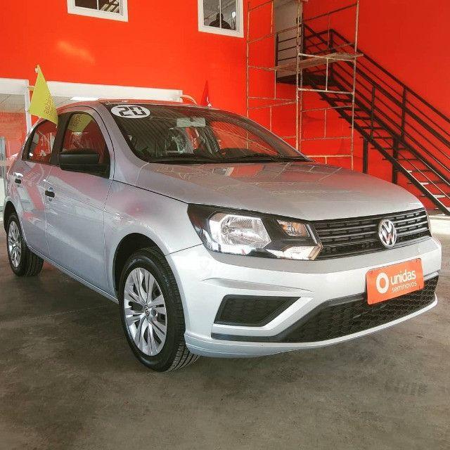 Volkswagen gol 1.0 12v mpi totalflex 4p manual - Foto 3