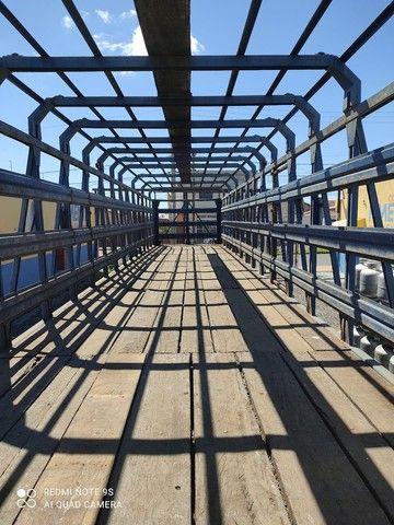 Carreta gaiola de gás 1100 p13 - Foto 3