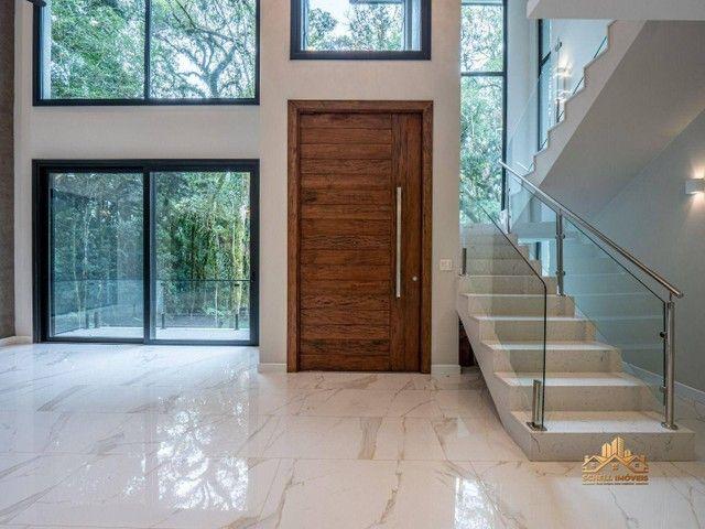 SCHELL IMÓVEIS vende, casa com 3 dormitórios (sendo 2 suítes), 348m² por R$ 3.300.000 - Ma - Foto 7