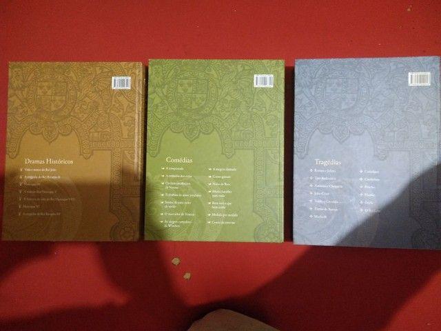Coleção livros William Shakespeare - Foto 3