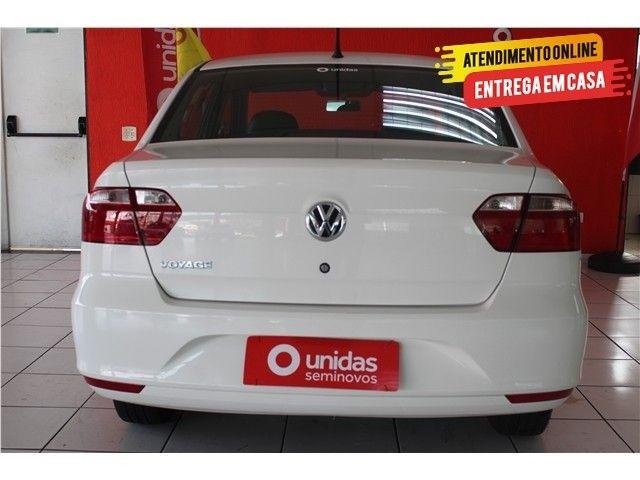 Volkswagen Voyage 2020 1.0 12v mpi totalflex 4p manual - Foto 4