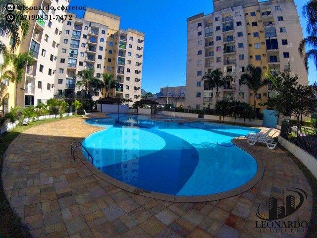 Apartamento 2 Quartos em Colina de Laranjeiras - Lazer completo - Varanda - Elevador - Foto 10