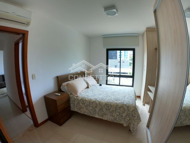 Apartamento 3/4 mobiliado em Pitangueiras, Lauro de Freitas/BA - Foto 7