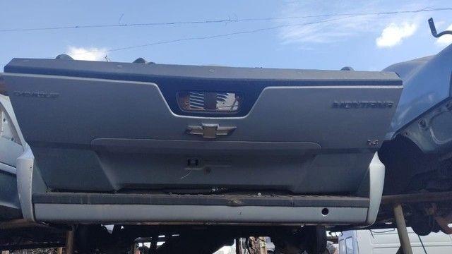 Tampa Traseira Chevrolet Montana 1.4 Revisado - Foto 4