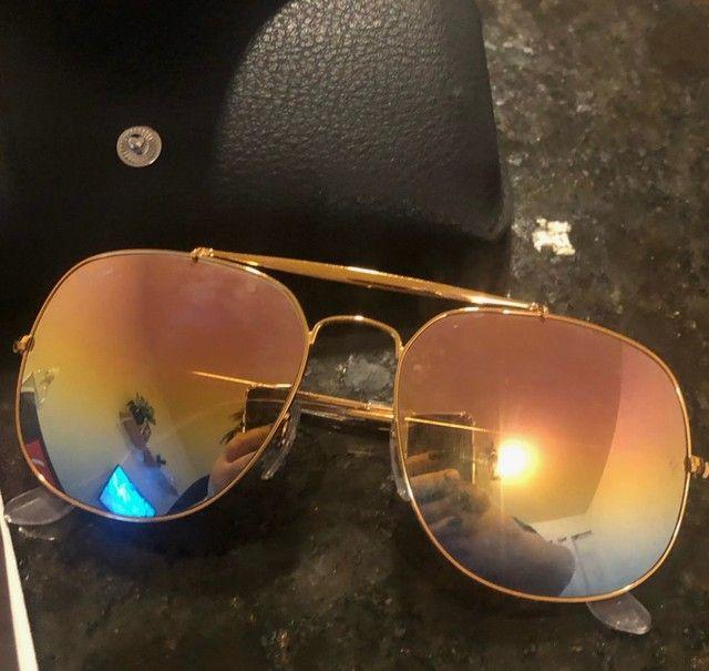 Óculos rayban novo  - Foto 3