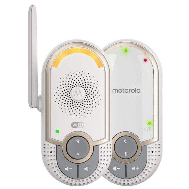 Baba Eletrônica Motorola mbp164connect com Wi-fi (Bi-volt)-12 vezes sem juros - Foto 2