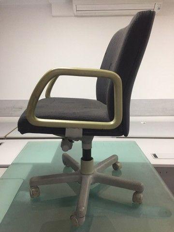 Cadeiras usadas para escritório