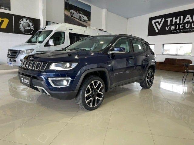 Jeep Compass Limited 2.0 Diesel 2020 Pronta Entrega  - Foto 2