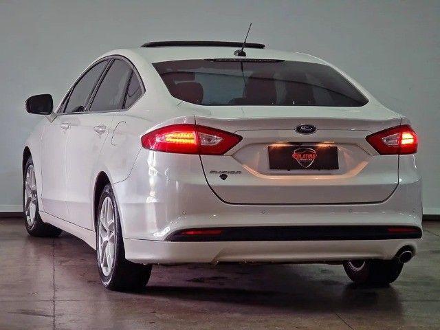 Ford Fusion 2.5 Flex Aut + Teto Solar Mod 2015 - Foto 4