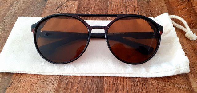 Óculos de sol Alok Retrô  - Foto 5