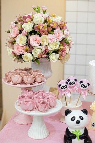 Decoração festa panda Niterói - Foto 2