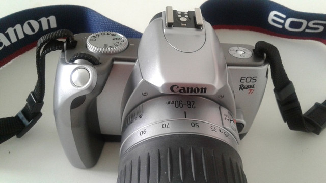 Câmera analógica Canon EOS Rebel Ti - Foto 2