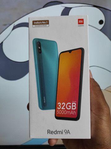 Especial para 2021! Redmi 9  da Xiaomi! Novo lacrado delivery
