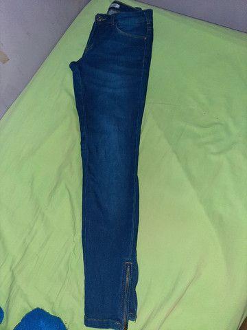 Calça jeans, Super Skinny, 36 - Foto 3