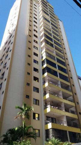 Apartamento 4/4 sendo 2 suítes 128m² alto padrão Setor Oeste