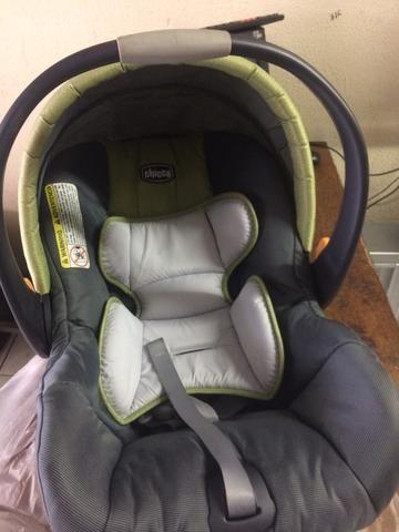 Bebê conforto de luxo Chicco