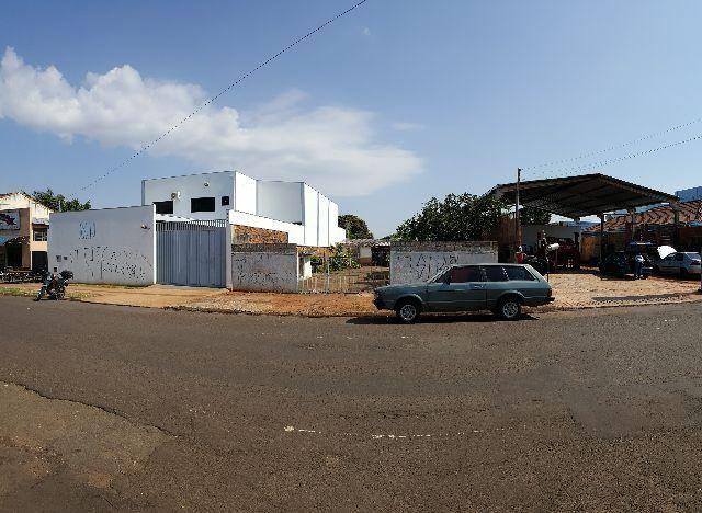 Terreno na Rua Alegrete