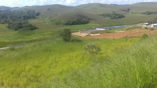 Terreno para granja condomínio enseada na represa joao penido - Foto 4