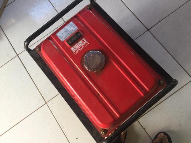 Gerador energia MotoMil 2800