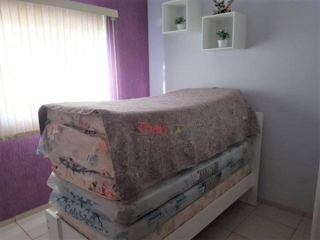 Casa com 02 quartos sendo 01 suíte, cozinha, sala, 01 banheiro, área de serviço e 01 vaga  - Foto 13
