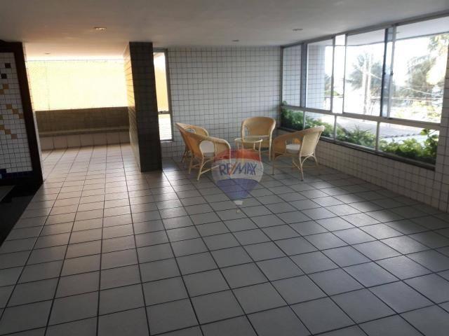 Apartamento com 3 dormitórios à venda, 155 m² por R$ 630.000,00 - Casa Caiada - Olinda/PE - Foto 18